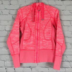 Zella Neon Pink ZIP Up Hoodie